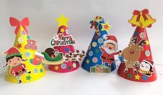 クリスマス帽子キット.jpg