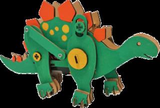 木で作るモーターで動く恐竜 ステゴザウルス.png